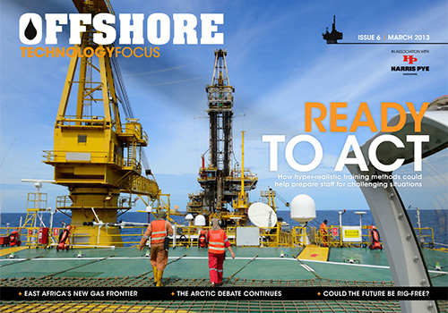 Offshore Technology Focus Issue 6, March 2013
