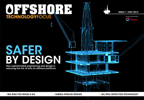 Offshore Technology Focus Issue 7, May 2013
