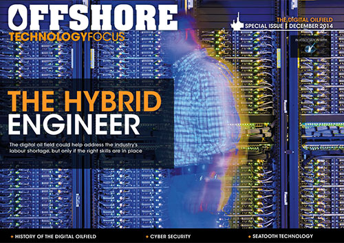 Offshore Technology Digital Oilfield Issue, December 2014
