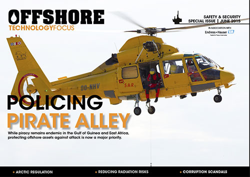 Offshore Technology Safety & Security Issue, June 2015