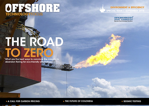 Offshore Technology Environment & Efficiency Issue, September 2015