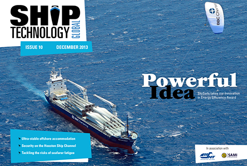 Ship Technology Global Issue 10, December 2013