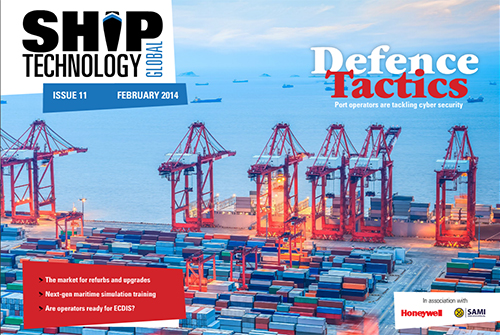 Ship Technology Global Issue 11, February 2014
