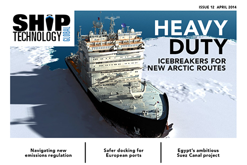 Ship Technology Global Issue 12, April 2014