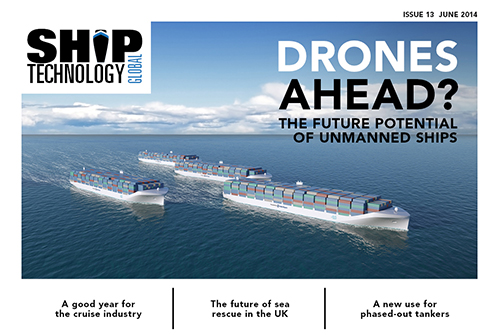 Ship Technology Global Issue 13, June 2014