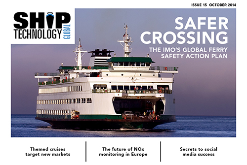 Ship Technology Global Issue 15, October 2014