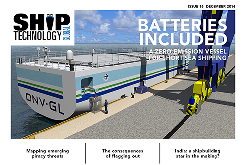 Ship Technology Global Issue 16, December 2014
