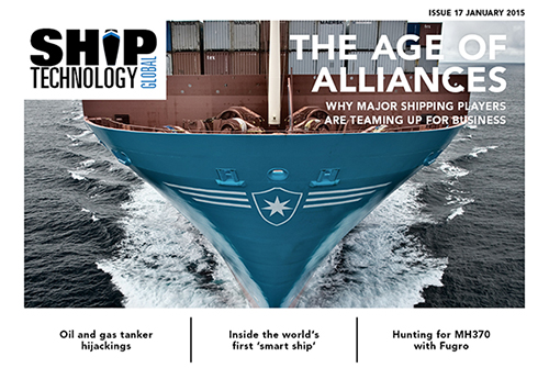 Ship Technology Global Issue 17, January 2015