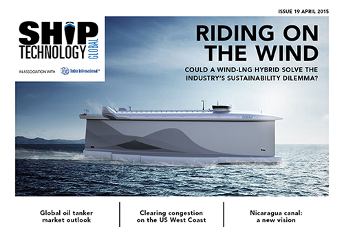 Ship Technology Global Issue 19, April 2015