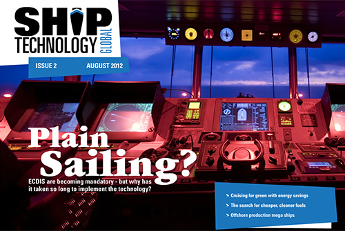 Ship Technology Global Issue 2, August 2012