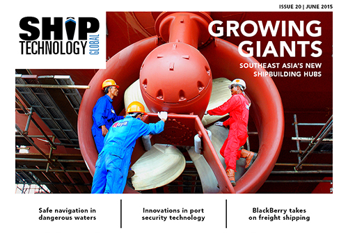 Ship Technology Global Issue 20, June 2015