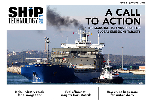 Ship Technology Global Issue 21, August 2015