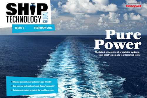 Ship Technology Global Issue 5, February 2013