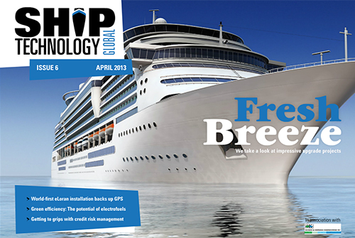 Ship Technology Global Issue 6, April 2013