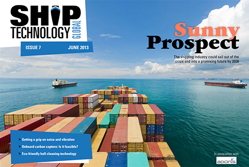 Ship Technology Global Issue 7, June 2013