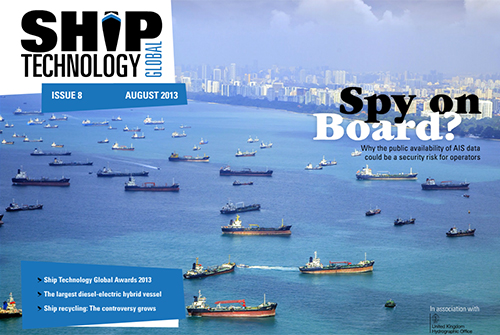 Ship Technology Global Issue 8, August 2013