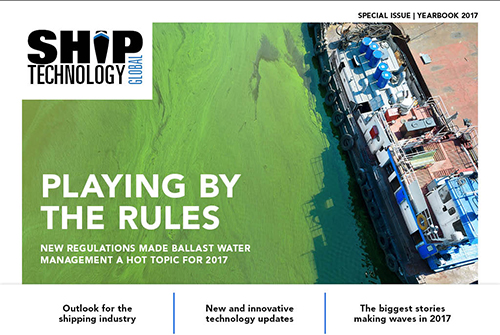 Ship Technology Global Yearbook 2017