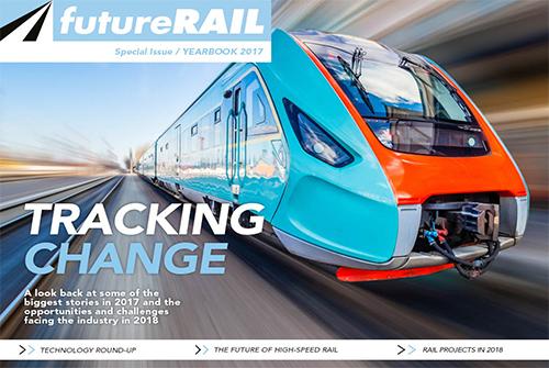 Future Rail Magazine Yearbook Issue