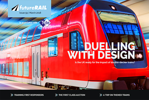 Future Rail Magazine Issue 59