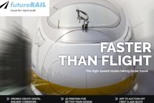 Future Rail Magazine Issue 60