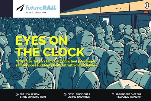 Future Rail Magazine Issue 61