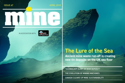 MINE Magazine Issue 67