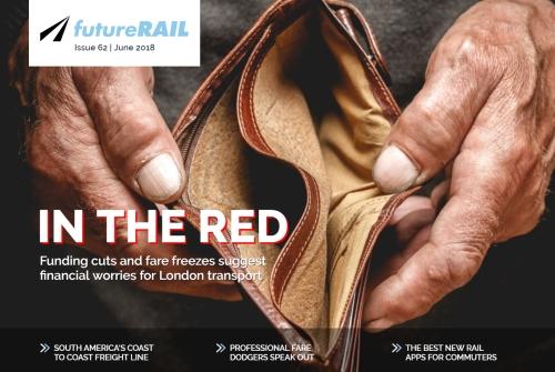 Future Rail Magazine Issue 62