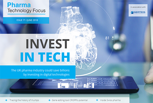 Pharma Technology Focus Magazine Issue 71