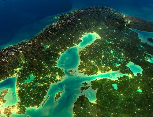 Barricading the Baltic Sea: Nordic countries boost military spending