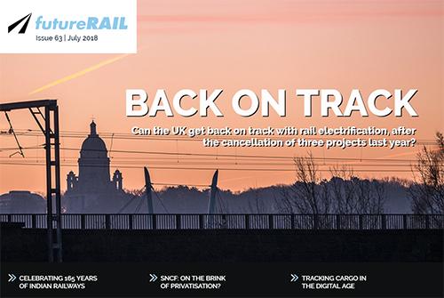 Future Rail Magazine Issue 63