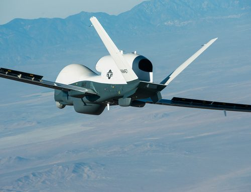 America's Triton drones and the race to get a handle on the South China Sea