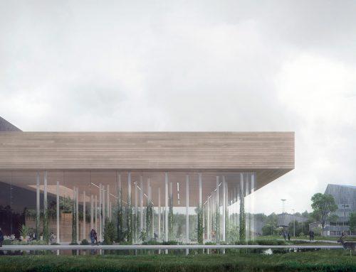Functional facilities: Snøhetta on designing sustainable data centres