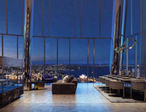 Creating an urban icon: WilkinsonEyre's new skyscraper 'sculpture' for Sydney