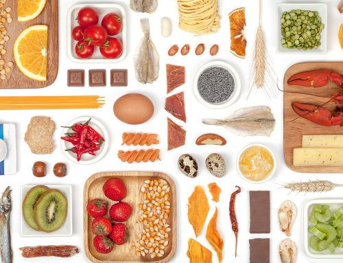 Food allergies: avoiding the reaction