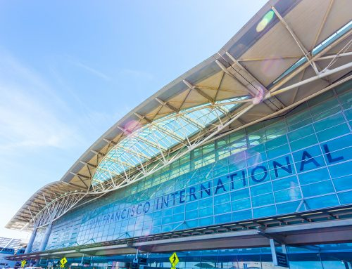 In pictures: San Francisco International's Terminal 1