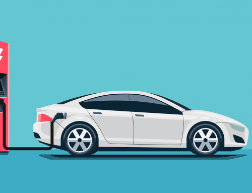 The history of electric cars: an infographic