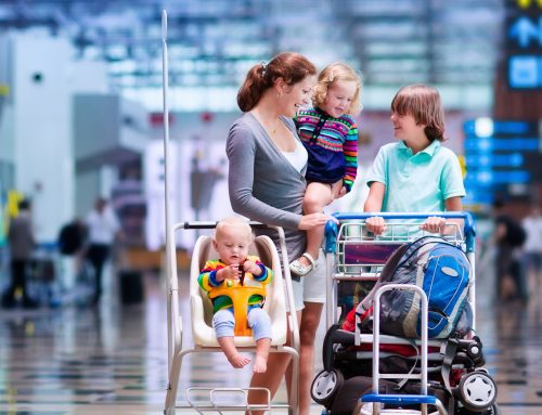 The rise of the child-friendly airport
