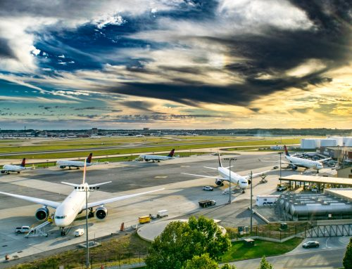 Should airports have their own microgrids?