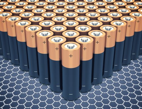 Could graphene batteries change the face of graphite mining?