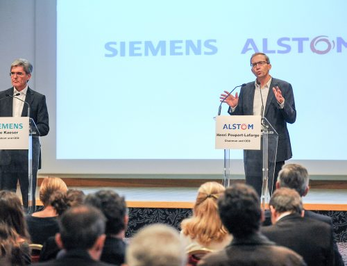 Could an Alstom-Siemens merger kill off competition in the rail sector?