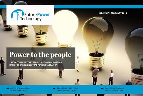 About Future Power Technology Magazine - Power Technology   Energy