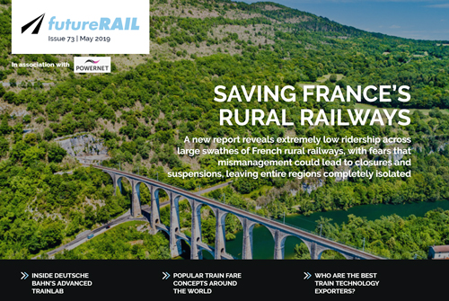 About Future Rail - Railway Technology