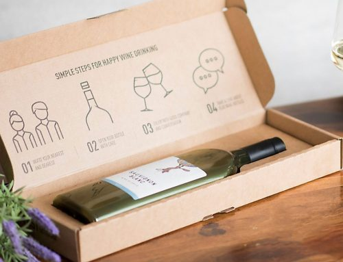 A new vintage: re-thinking the wine bottle