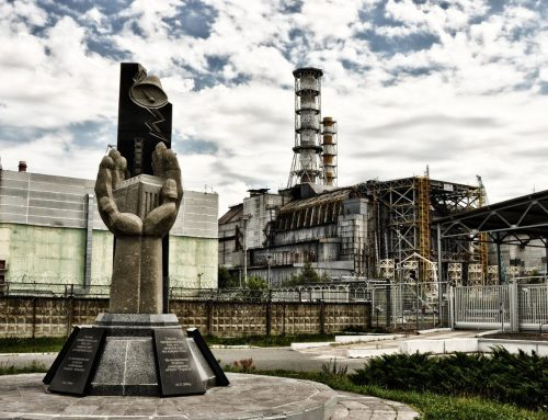 Making Chernobyl safe: a timeline